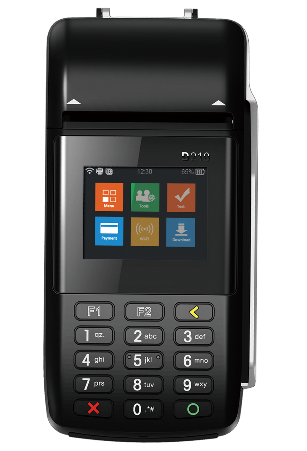Pax D210 Placement Program Hybrid Paymentsbevo Pos Blog